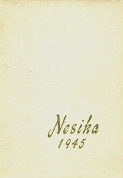 Page 1, 1945 Edition, Everett High School - Nesika Yearbook (Everett, WA) online yearbook collection