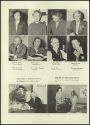 Page 16, 1945 Edition, Everett High School - Nesika Yearbook (Everett, WA) online yearbook collection