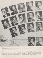 Page 16, 1949 Edition, Everett High School - Nesika Yearbook (Everett, WA) online yearbook collection