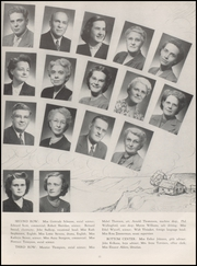 Page 17, 1949 Edition, Everett High School - Nesika Yearbook (Everett, WA) online yearbook collection
