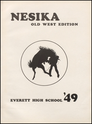 Page 5, 1949 Edition, Everett High School - Nesika Yearbook (Everett, WA) online yearbook collection