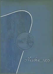 Page 1, 1955 Edition, Everett High School - Nesika Yearbook (Everett, WA) online yearbook collection
