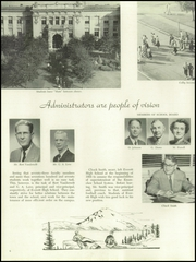 Page 10, 1955 Edition, Everett High School - Nesika Yearbook (Everett, WA) online yearbook collection