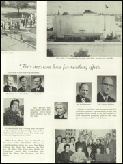 Page 11, 1955 Edition, Everett High School - Nesika Yearbook (Everett, WA) online yearbook collection