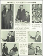 Page 10, 1960 Edition, Everett High School - Nesika Yearbook (Everett, WA) online yearbook collection