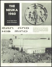 Page 5, 1960 Edition, Everett High School - Nesika Yearbook (Everett, WA) online yearbook collection