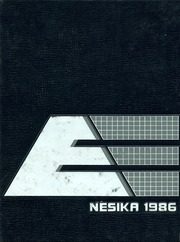 1986 Edition, Everett High School - Nesika Yearbook (Everett, WA)