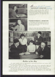Page 13, 1950 Edition, Federal Way High School - Secoma Yearbook (Federal Way, WA) online yearbook collection