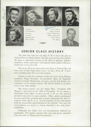 Page 16, 1950 Edition, Federal Way High School - Secoma Yearbook (Federal Way, WA) online yearbook collection