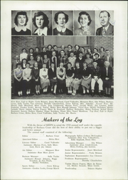 Page 8, 1950 Edition, Federal Way High School - Secoma Yearbook (Federal Way, WA) online yearbook collection