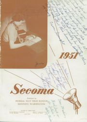 Page 5, 1951 Edition, Federal Way High School - Secoma Yearbook (Federal Way, WA) online yearbook collection