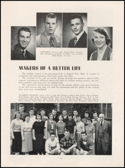 Page 13, 1952 Edition, Federal Way High School - Secoma Yearbook (Federal Way, WA) online yearbook collection