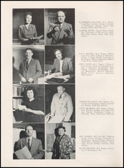 Page 14, 1952 Edition, Federal Way High School - Secoma Yearbook (Federal Way, WA) online yearbook collection