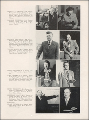 Page 15, 1952 Edition, Federal Way High School - Secoma Yearbook (Federal Way, WA) online yearbook collection