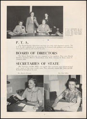 Page 10, 1953 Edition, Federal Way High School - Secoma Yearbook (Federal Way, WA) online yearbook collection