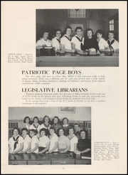 Page 15, 1953 Edition, Federal Way High School - Secoma Yearbook (Federal Way, WA) online yearbook collection