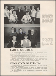 Page 16, 1953 Edition, Federal Way High School - Secoma Yearbook (Federal Way, WA) online yearbook collection