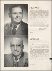 Page 8, 1953 Edition, Federal Way High School - Secoma Yearbook (Federal Way, WA) online yearbook collection
