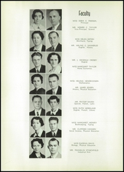 Page 10, 1937 Edition, Shelton High School - Saghalie Yearbook (Shelton, WA) online yearbook collection