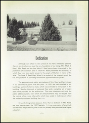 Page 9, 1937 Edition, Shelton High School - Saghalie Yearbook (Shelton, WA) online yearbook collection