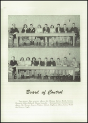 Page 12, 1945 Edition, Shelton High School - Saghalie Yearbook (Shelton, WA) online yearbook collection