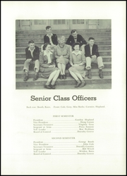 Page 15, 1945 Edition, Shelton High School - Saghalie Yearbook (Shelton, WA) online yearbook collection