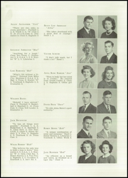 Page 16, 1945 Edition, Shelton High School - Saghalie Yearbook (Shelton, WA) online yearbook collection