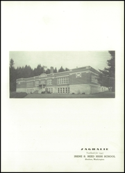 Page 7, 1945 Edition, Shelton High School - Saghalie Yearbook (Shelton, WA) online yearbook collection