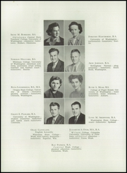 Page 14, 1947 Edition, Shelton High School - Saghalie Yearbook (Shelton, WA) online yearbook collection