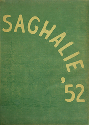 Page 1, 1952 Edition, Shelton High School - Saghalie Yearbook (Shelton, WA) online yearbook collection