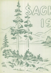 Page 6, 1952 Edition, Shelton High School - Saghalie Yearbook (Shelton, WA) online yearbook collection