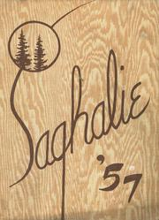 Page 1, 1957 Edition, Shelton High School - Saghalie Yearbook (Shelton, WA) online yearbook collection