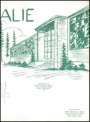 Page 7, 1957 Edition, Shelton High School - Saghalie Yearbook (Shelton, WA) online yearbook collection