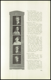 Page 31, 1915 Edition, Franklin High School - Tolo Yearbook (Seattle, WA) online yearbook collection