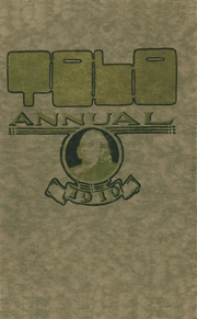 Page 1, 1919 Edition, Franklin High School - Tolo Yearbook (Seattle, WA) online yearbook collection