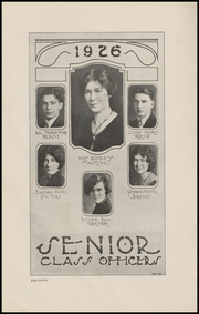 Page 16, 1926 Edition, Franklin High School - Tolo Yearbook (Seattle, WA) online yearbook collection