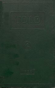 Franklin High School - Tolo Yearbook (Seattle, WA) online yearbook collection, 1928 Edition, Page 1