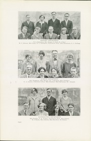 Page 12, 1929 Edition, Franklin High School - Tolo Yearbook (Seattle, WA) online yearbook collection
