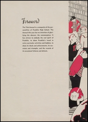 Page 12, 1935 Edition, Franklin High School - Tolo Yearbook (Seattle, WA) online yearbook collection