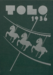 Franklin High School - Tolo Yearbook (Seattle, WA) online yearbook collection, 1936 Edition, Page 1