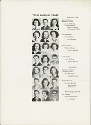 Page 8, 1943 Edition, Franklin High School - Tolo Yearbook (Seattle, WA) online yearbook collection