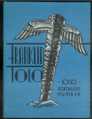 1949 Edition, Franklin High School - Tolo Yearbook (Seattle, WA)