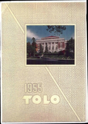 Franklin High School - Tolo Yearbook (Seattle, WA) online yearbook collection, 1955 Edition, Page 1