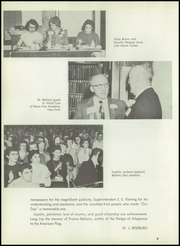 Page 10, 1956 Edition, Franklin High School - Tolo Yearbook (Seattle, WA) online yearbook collection