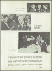 Page 11, 1956 Edition, Franklin High School - Tolo Yearbook (Seattle, WA) online yearbook collection
