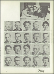 Page 15, 1956 Edition, Franklin High School - Tolo Yearbook (Seattle, WA) online yearbook collection
