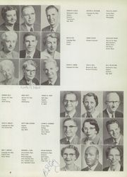 Page 13, 1957 Edition, Franklin High School - Tolo Yearbook (Seattle, WA) online yearbook collection