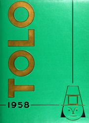1958 Edition, Franklin High School - Tolo Yearbook (Seattle, WA)