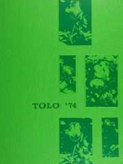 1974 Edition, Franklin High School - Tolo Yearbook (Seattle, WA)