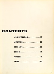 Page 7, 1965 Edition, Wilson High School - Nova Yearbook (Tacoma, WA) online yearbook collection